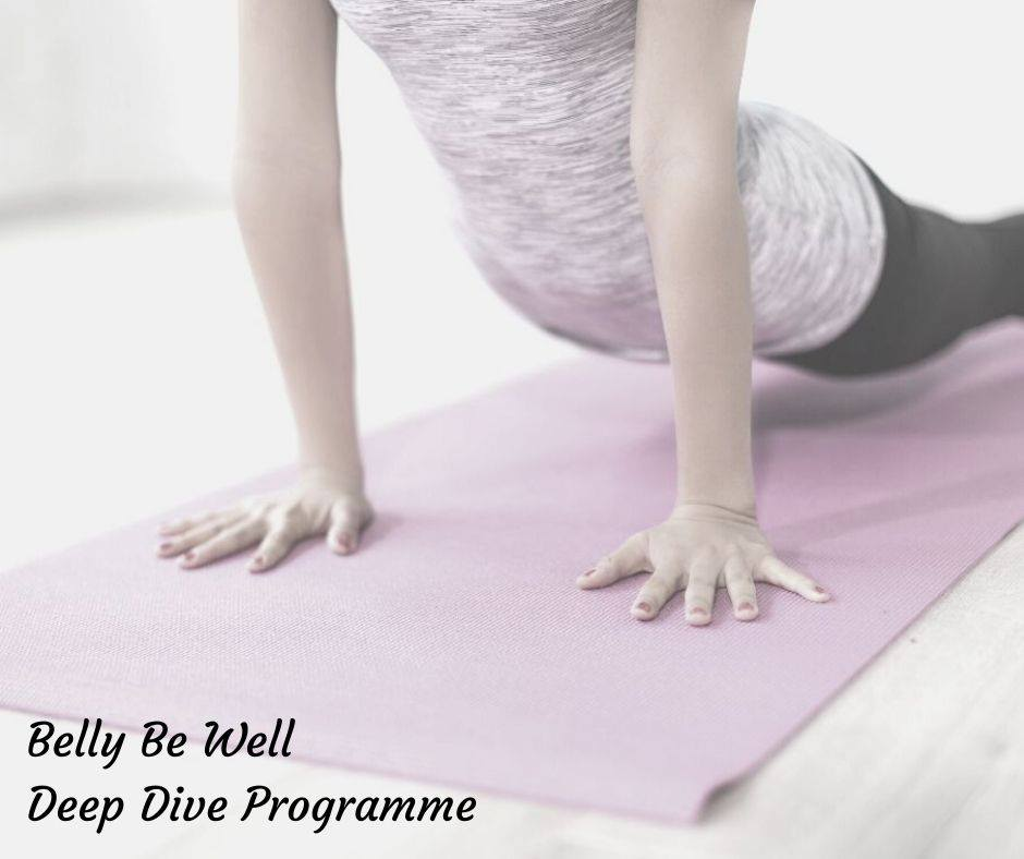 Transition Nutrition Belly Be Well Deep Dive Programme
