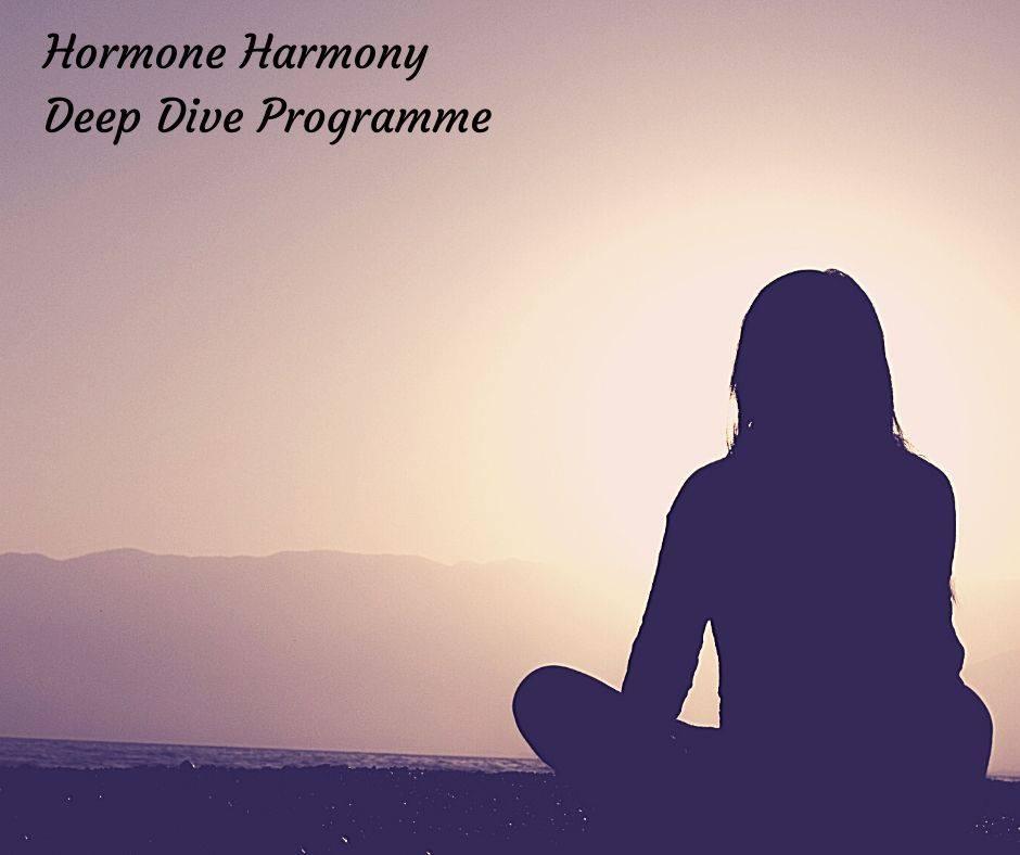 Transition Nutrition Hormone Harmony Deep Dive Programme