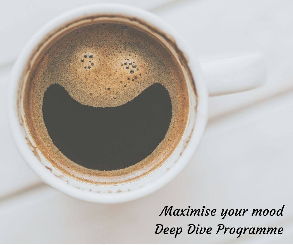 Transition Nutrition Maximise Your Mood Deep Dive Programme
